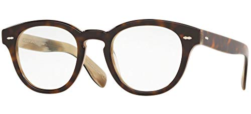 Oliver Peoples Brillen Gafas de Vista CARY GRANT OV 5413U HORN 48/22/145 Unisex