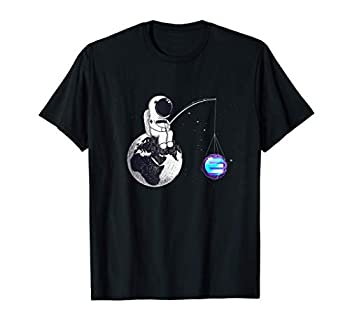 Cryptocurrency Talk - ENJ Enjin To The Moon Space Man T-Shirt