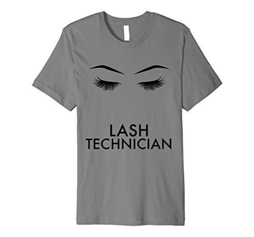 Lash Technician - Eyelash Technician - Lash Extensions Premium T-Shirt