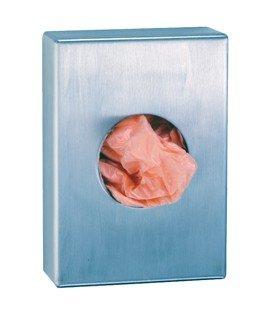 Bobrick B-3541 Hygienebeutelspender in Edelstahl matt geschliffen