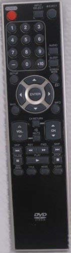 Sylvania/Emerson -Remote Control NF033UD