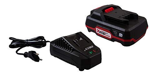 Parkside® accu PAP 20 A1 + oplader PLG 20 A1 voor apparaten uit de serie X 20 V Team