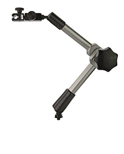 CNC KWALITEIT meetstatief met centrale klem - totale lengte 375 mm - schroefdraad M10