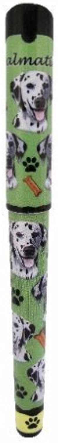 Dalmatian Pen Easy Glide Glide Glide Gel Pen, Refillable With A Perfect Grip, Great For Everyday Use, Perfect Dalmatian Gifts For Any Occasion by E&S Imports, Inc B018OI8O34 | Schön  9298f6