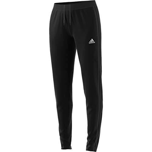 adidas Womens Condivo 18 Training Pants Black/White S