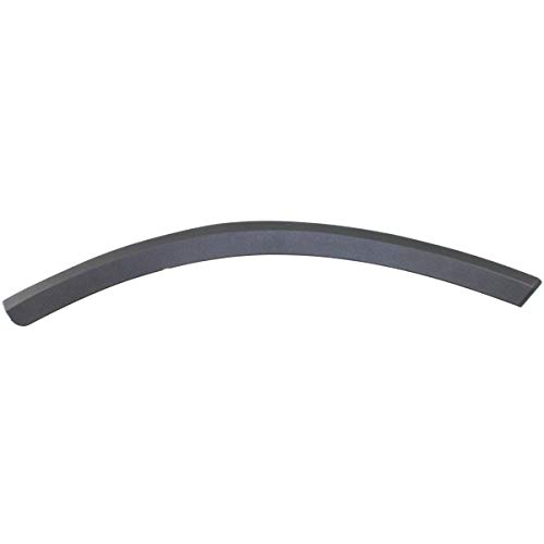 New Front Left Driver Side Outer Bumper Filler For 2007-2010 Chevrolet Silverado 2500 HD/3500 HD 6.0L Gas Engine GM1088173 25782944