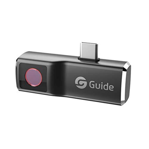 Cámara de imágenes térmicas Mini detección de temperatura Cámara de imagen térmica videocámara para Smartphone Type-C Android/IOS