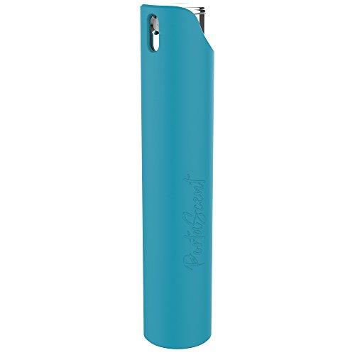 PortaScent - Pulverizador de perfume de viaje con bloqueo a prueba de fugas