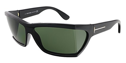 Tom Ford zonnebril FT-SASHA 0401S-01N (59 mm) zwart