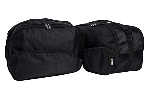 Juego de bolsas interiores/laterales para maleta de sistema BMW K1200GT, K1200RS (2002-2005)
