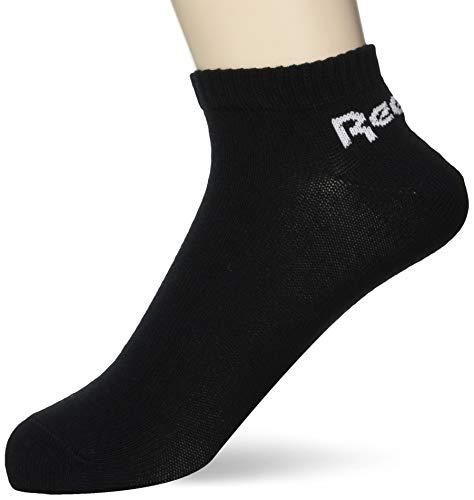 Reebok Act Core Low Cut Sock 3P Chaussettes Unisexe Adulte, Noir, M