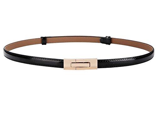 Oyccen Señoras Cinturones de Cuero Ajustables para Mujer Cintura Correa Vestido Decoración Pretina