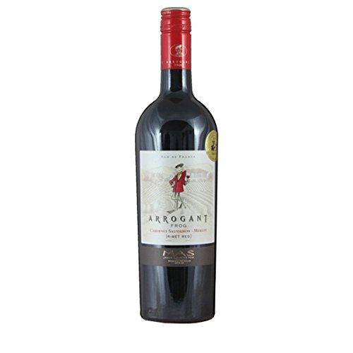 Jean-Claude Mas 2018 Arrogant Frog 'Ribet Red' Cabernet Sauvignon / Merlot Pays d'Oc IGP 0,75 L