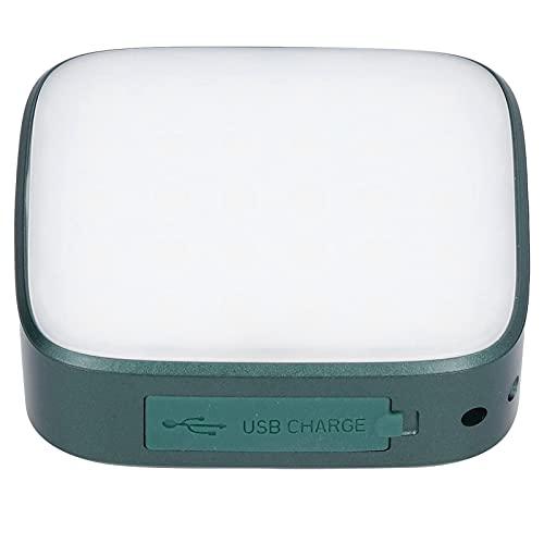 SALUTUY Linterna para Acampar, IP64 Linterna De Largo Alcance A Prueba De Agua Luz De Emergencia De Tamaño Pequeño para Acampar para IR De Excursión