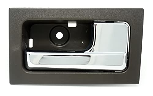 Sentinel Parts Inside Interior Door Handle with Power Locks Chrome Front or Rear...