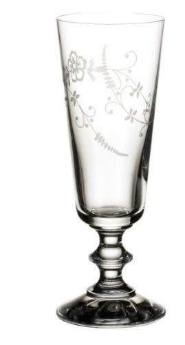 Villeroy & Boch Vieux Luxembourg Flûte à champagne, 170 ml, Cristal, Transparent