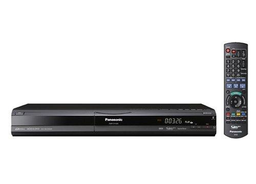 Panasonic DMR EX 78 EG K DVD und Festplattenrekorder 250 GB DivX zertifiziert Upscaling 1080i HDMI schwarz