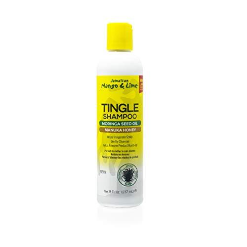 Jamaican Mango & Lime Tingle Shampoo 8 oz