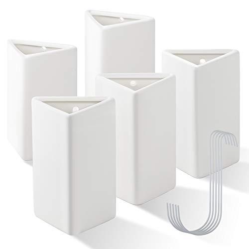 GeeRic Humidificador Radiador, 5PCS humidificador radiador de cerámica 5 Ganchos de...