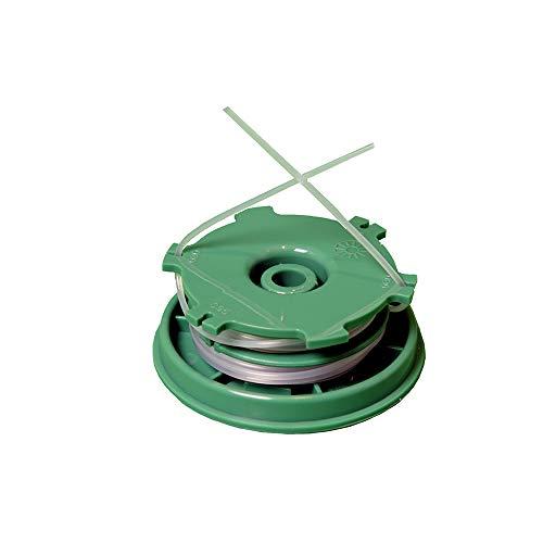 IKRA 73500300 Ersatzspule (DA-F11) Fadenspule für Rasentrimmer IBF 25-1