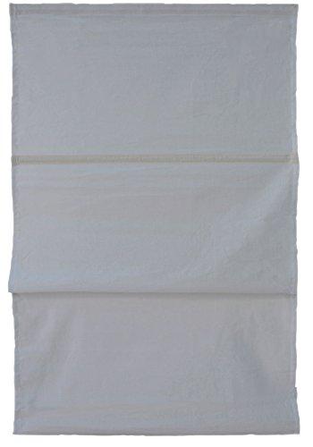 HomeMaison Store Bateau Uni 100% Coton, Gris, 150x80 cm