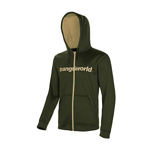 Trangoworld Ripon Hombre, Verde Oscuro/Verde Ambar, S