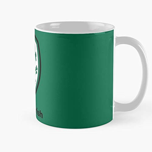 ClownZii Warriors Premiership London Football Rugby Jersy Irish League Worcester Tournament Best 11 oz Kaffeebecher - Nespresso Tassen Kaffee Motive