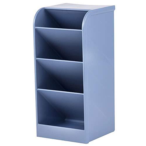 Organizador de Mesa, Waleu, Diagonal, Azul
