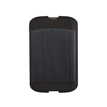 Umbra Metallic Bungee Credit Card Case Black  480565-040