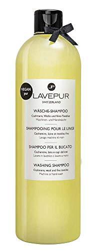 LAVEPUR Wäsche Shampoo 500ml VEGAN PUR auf pflanzlicher Basis hergestellt in der Schweiz (CLASSIC)