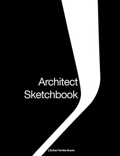 Designer Sketchbook: Notebook and Sketchbook all in one. Large Letter Size Pages with 4 Sections Layout for Notes & Pages with Dotted Grid for ... Ideal Journal for Project Management.