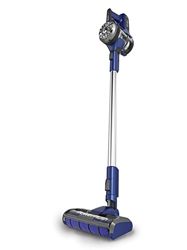 Eureka Powerplush Cordless 2-in-1 Lightweight Stick Handheld Vacuum Cleaner, Rechargeable Lithium-Ion Battery with Charging Base, NEC122A