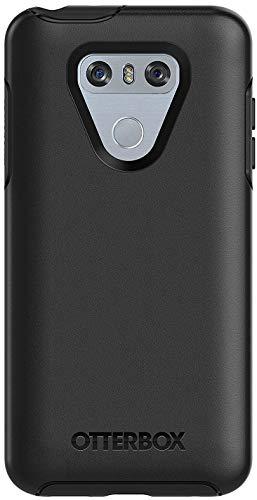 OtterBox Symmetry Series Slim Case for LG G6 - Non-Retail Packaging - Black