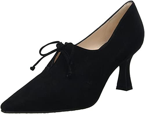 lodi JOREA100, Zapato tacón para Mujer, Ante Negro