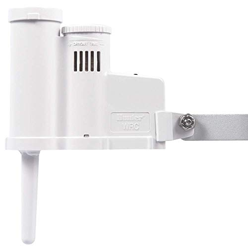 Hunter Industries WRFCLIK Hunter Wireless Clik Rain and Freeze Sensor, Combo (Includes Receiver and Transmitter), White