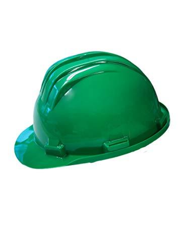 Schutzhelm Grün Bauhelm Helm Baustelle Bauschutzhelm Baustellenhelm
