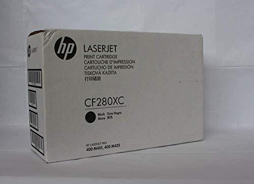 HP 80X Toner schwarz CF280XC