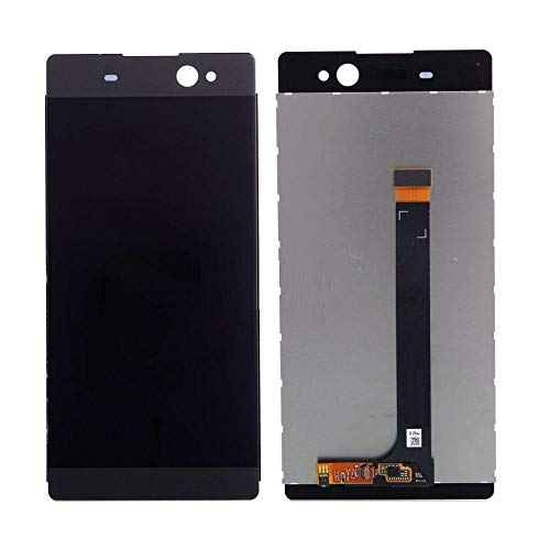 SIRIUS Care Compatible for Sony Xperia XA Ultra - LCD Display + Touch Screen Digitizer Assembly (Black)