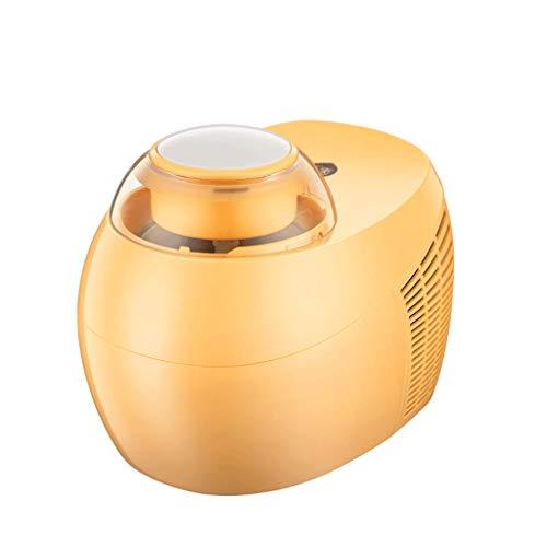 SMEJS Eiscreme-Hersteller, automatische Frozen Yogurt und Sorbet-Maschine, BPA-frei mit Timer-Funktion
