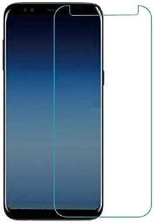 شاشة حماية من الزجاجي المقوى عالي الدقة لموبايل سامسونج جالاكسي A7 (2018) من ماز