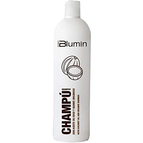 Blumin Champú (Aceite de Coco y Bambú Orgánico, 1000 ml)