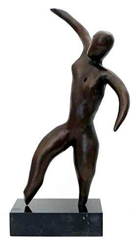 augustandmarch SKULPTUR IN Bronze BRONZEGUSS IKARUS Limitierte Auflage MODERN Art Bronze SKULPTUR NACH Matisse