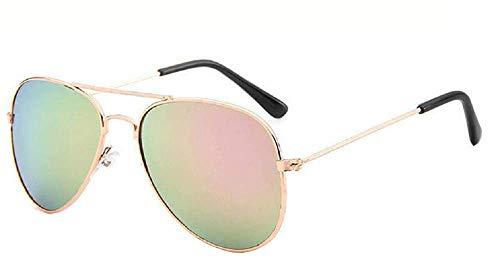 Zonnebril - kinderen - drop - vlieger - spiegel - mode - klassiek - cadeau-idee - zomer