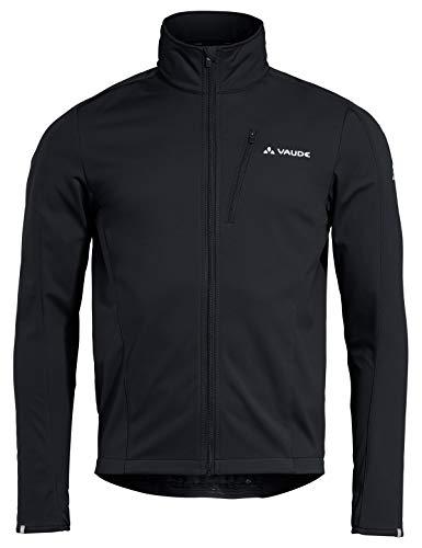 VAUDE Herren Men's Spectra Softshell Jacket III Jacke, Black Uni, S