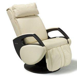 KEYTON Massagesessel   Massagestuhl Leder beige Dynamic welcon.de