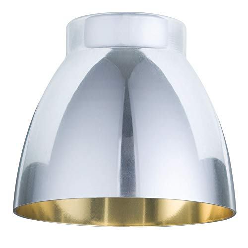 Paulmann 60010 Lampenschirm, silber