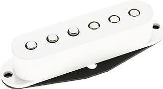 DiMarzio DP422W Injector Neck Single Coil Pickup White w/Bonus LuluRock Pick (x1) 663334036666