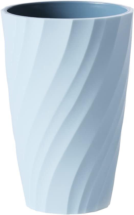 Omaha Mall INSHA Bathroom Tumbler Cup Unbreakable Soft Rinsing a specialty shop Dental