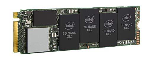 Intel SSD 660p Serie 1 TB M.2 SSDPEKNW010T8XT PCIe