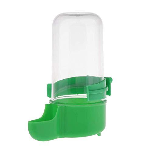 Vögel Automatischer Wasserspender Futterspender Vogel WasserspenderFutterspender Clip Futternapf Trinkflaschen Für Vögel Wellensittiche, Nymphensittiche Papageien Geeignet Für Vogelkäfige (8 X 5 Cm)